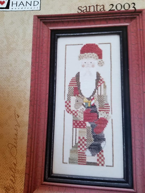 Santa 2003 - $2 Chart