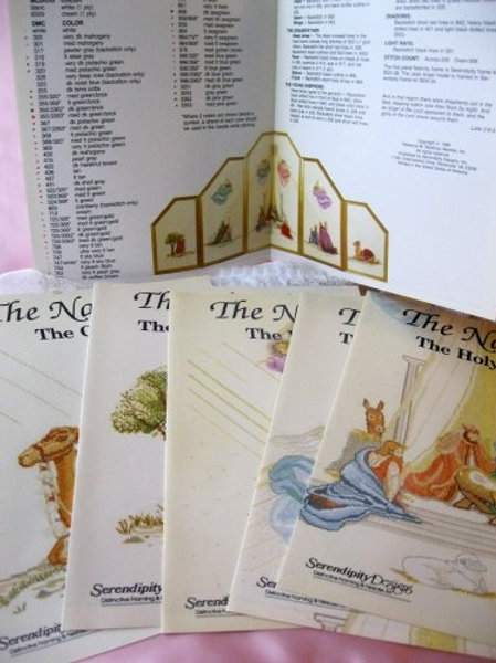The Nativity - MarBek (Complete Set)
