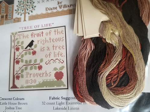 *Tree of Life - Little House Needleworks