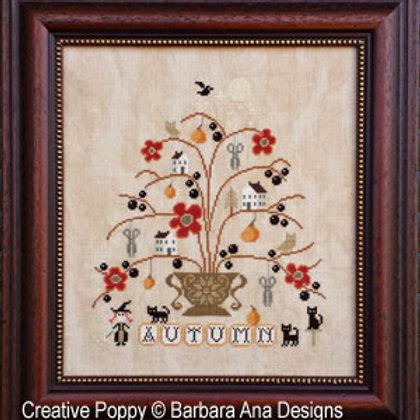 *Autumn - Barbara Ana Designs