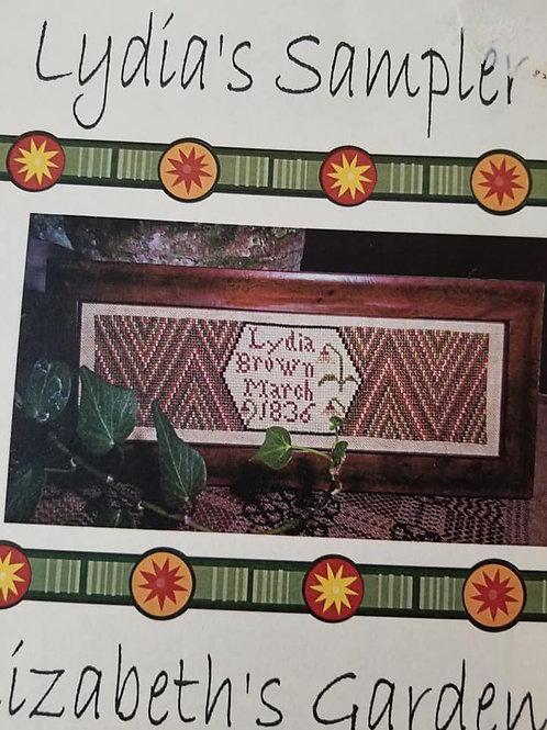 Lydia's Sampler - $2 Chart