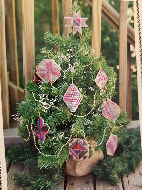 Stained Glass Ornaments - Charity Item