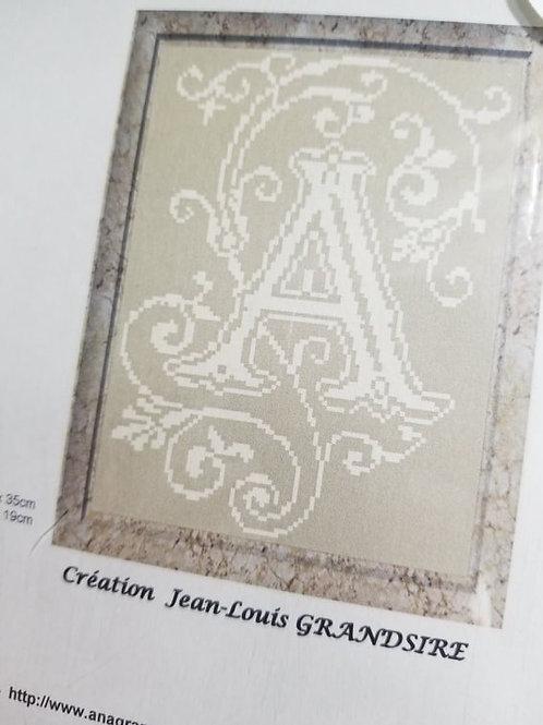 Letter A - Anagram