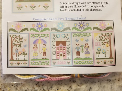 Spring Social Series - Country Cottage Needleworks