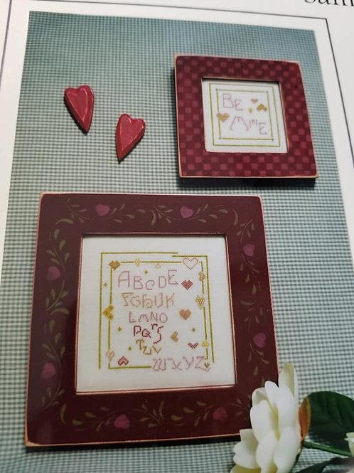 Twin Hearts Sampler - $2 Chart