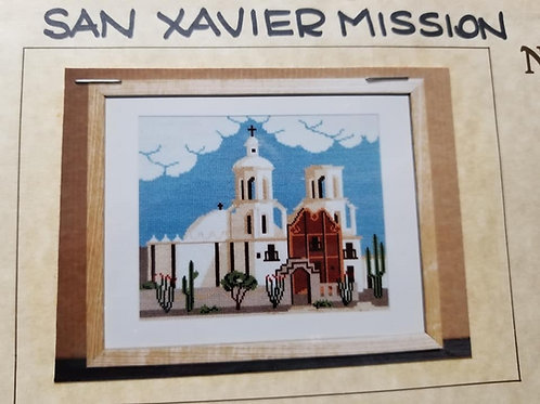 San Xavier Mission - NP Designs