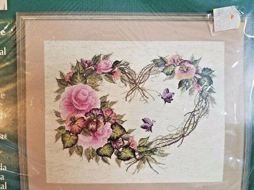 Grapevine Wreath - Bucilla