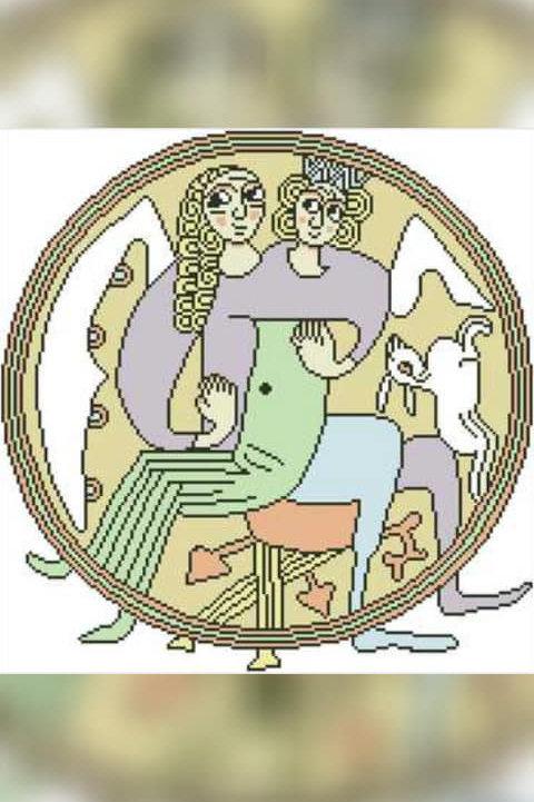 Byzantine Cubism - Arelate Studio