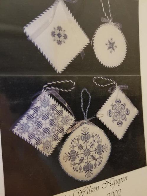 Snowflakes - Thistle Threads