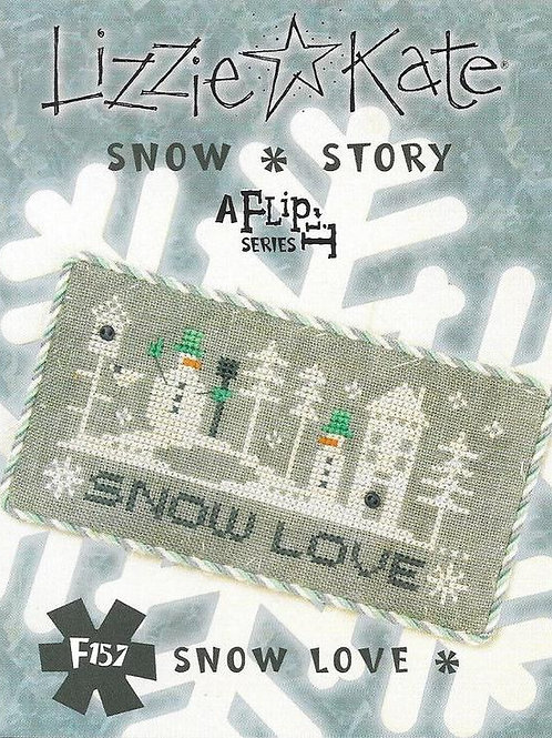 Snow Love - Lizzie Kate