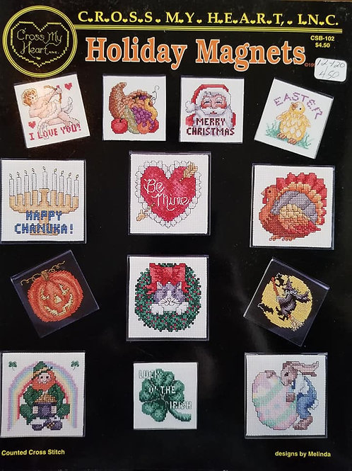 Holiday Magnets - $2 Chart