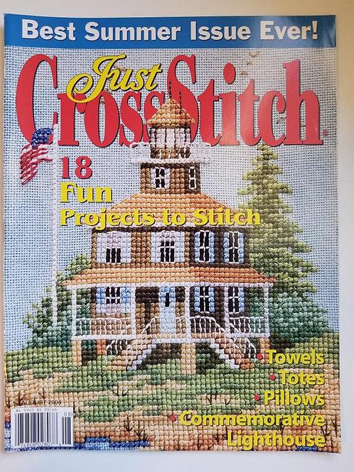 Just Cross Stitch - August 2006