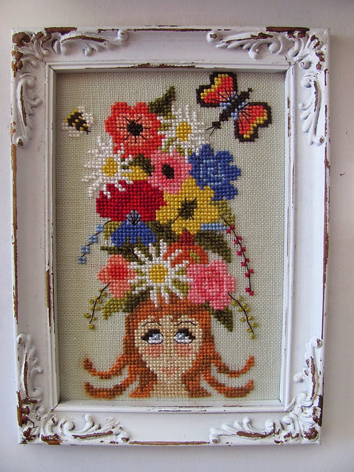 Think Spring - By The Bay Needleart