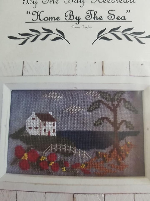 Home By The Sea - By The Bay Needleart
