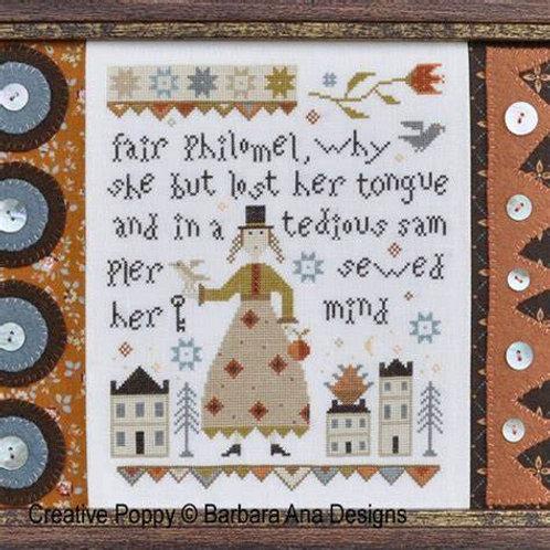 *Fair Philomel - Barbara Ana Designs