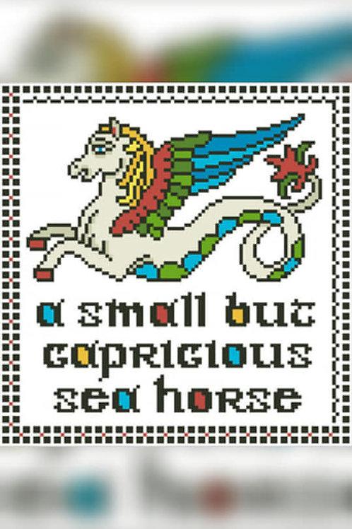 Capricious Sea Horse - Arelate Studio
