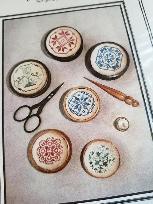*Quaker Pin Cushions - Milady's Needle