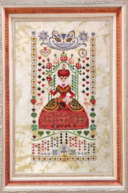 Queen of Hearts (Paper Copy)