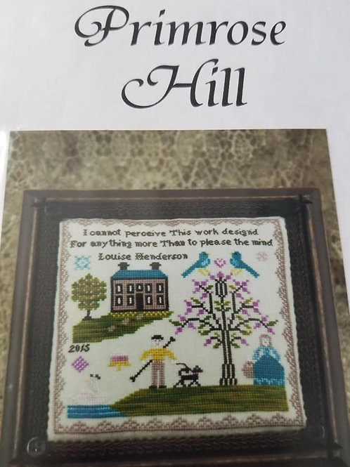Primrose Hill - Cherished Stitches