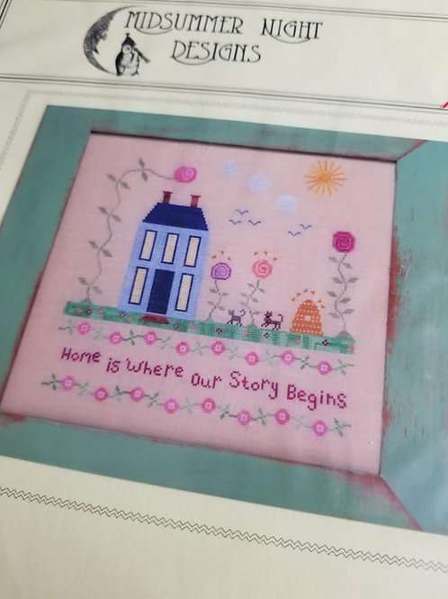 Home Is Where - Midsummer Night Designs