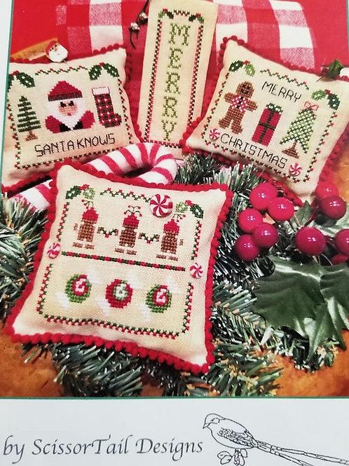 Christmas Whimsies - $2 Chart