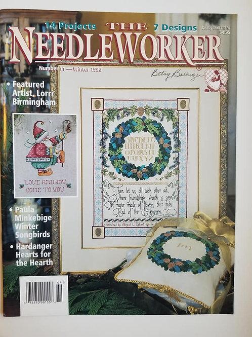 The Needleworker - Winter 1996