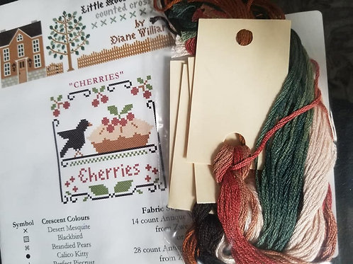 *Cherries - Little House Needleworks