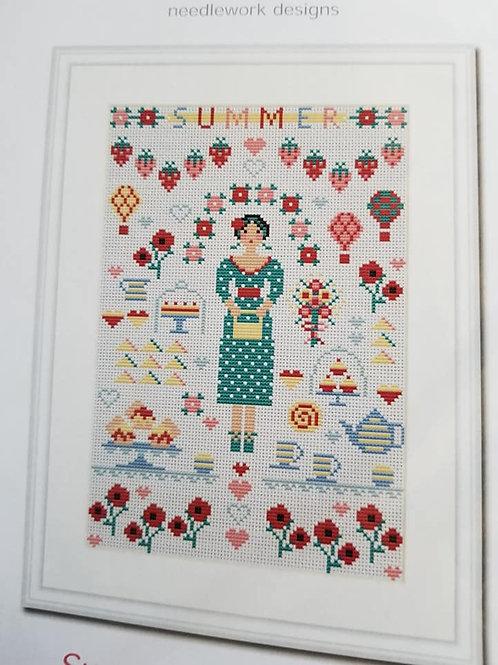 Summer Mini Sampler - Riverdrift House