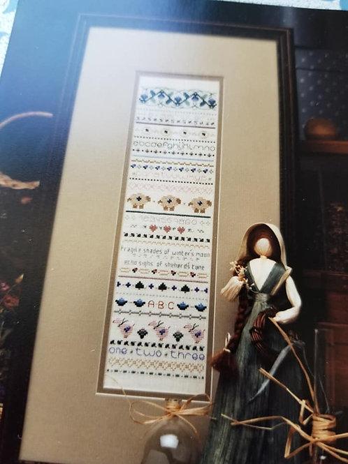A Shepherd's Sampler - Vanessa Ann Collection