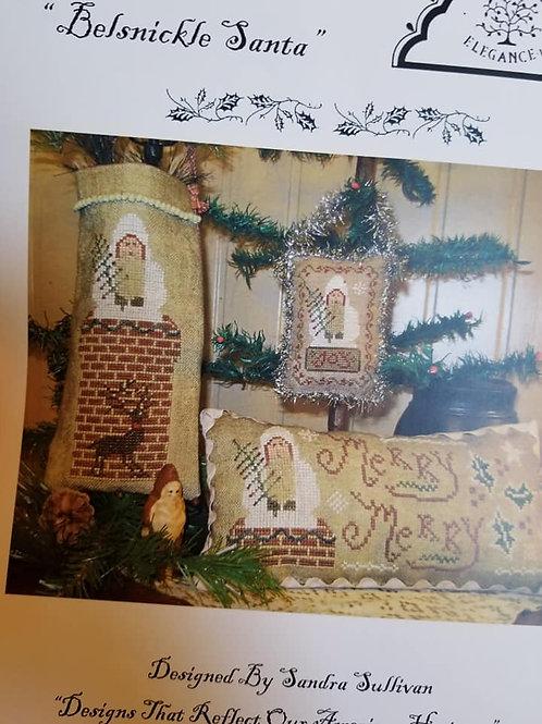 Belsnickle Santa - $2 Chart