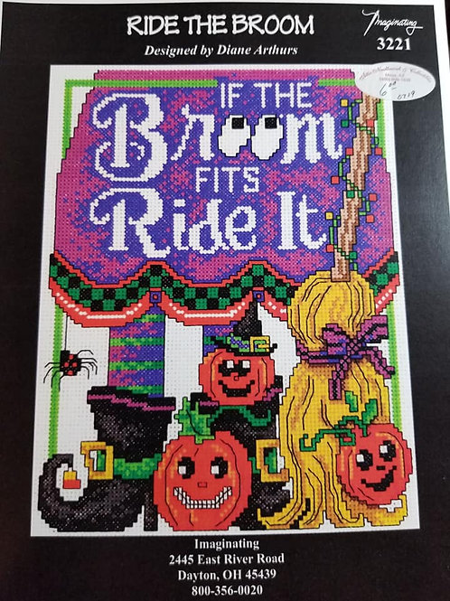 Ride The Broom - $2 Chart