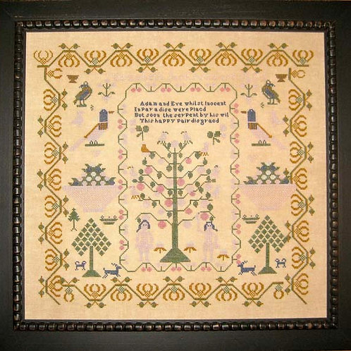 *Elizabeth Jackson 1824 - Samplers Revisited