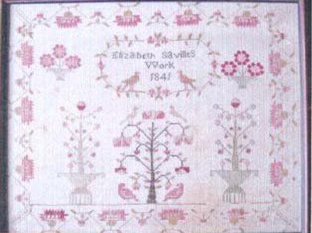 *Elizabeth Savilles 1841 - Finger Work