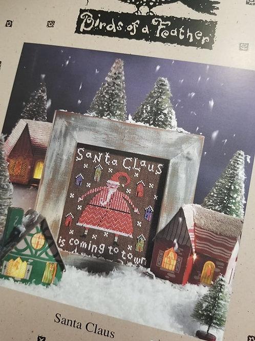 Santa Claus - Birds of a Feather