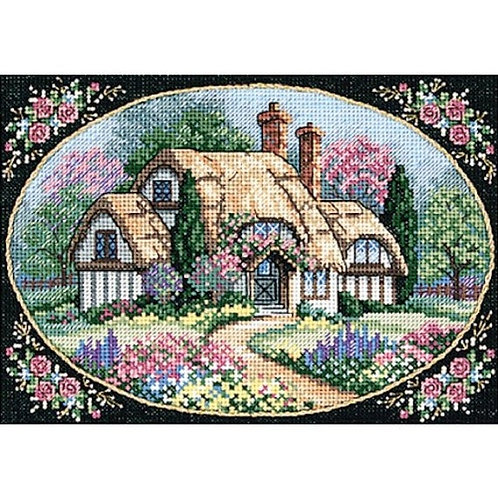 Enchanted Cottage - Dimensions Gold Collection