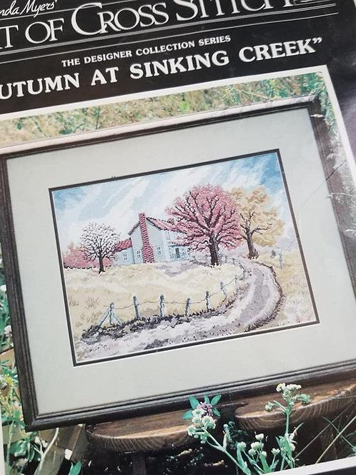Autumn At Sinking Creek - $2 Chart