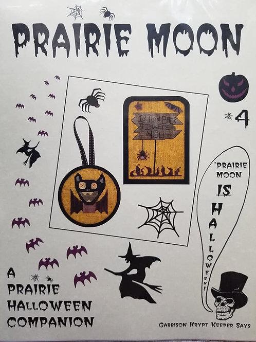 A Prairie Halloween Companion #4 - Prairie Moon