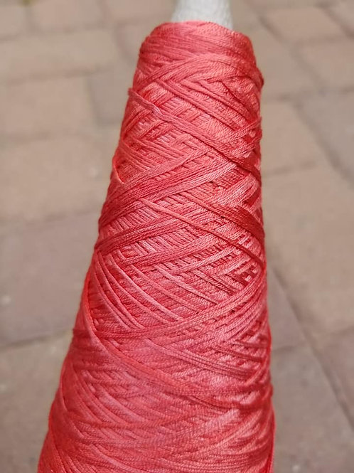 Rubbed Dark Peach - 1884 Stitchery Silks