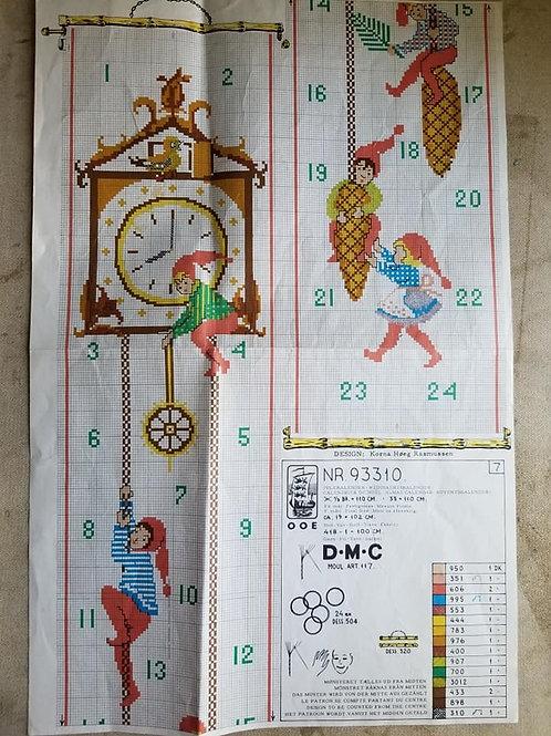 Christmas Calendar - DMC