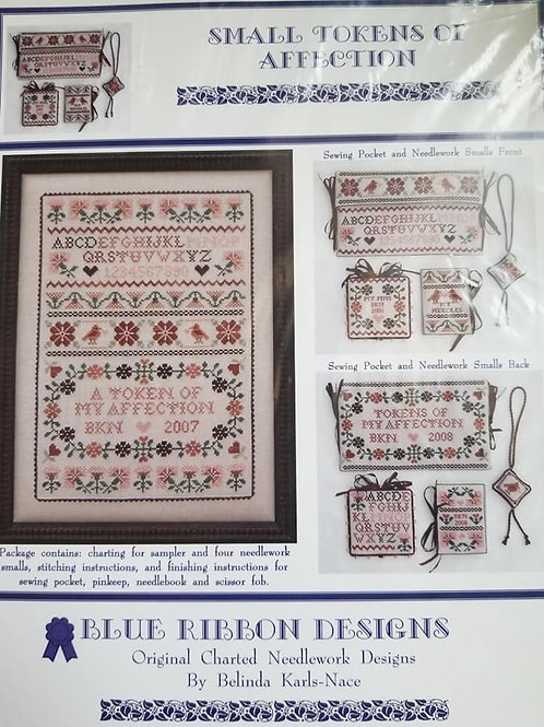 Small Tokens of Affection - Blue Ribbon Designs