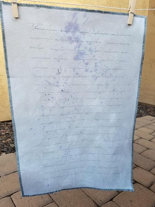Vertical Script Writing (28 count)