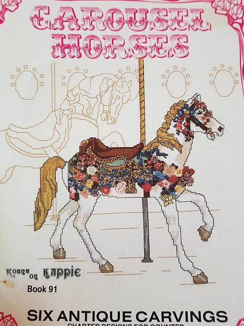 Carousel Horses - Kappie Originals