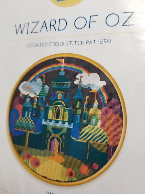 Wizard of Oz - Awesome Pattern Studio