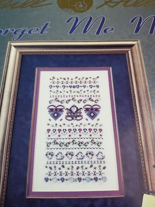 Forget Me Not - $2 Charts