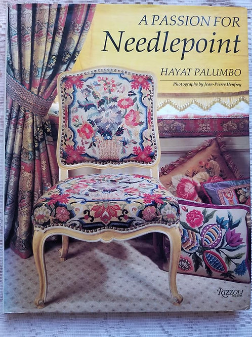 A Passion for Needlepoint - Charity Item