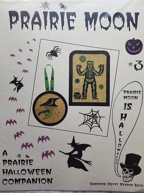 A Prairie Halloween Companion #3 - Prairie Moon