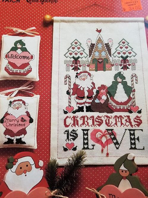 Christmas Is Love - $2 Chart