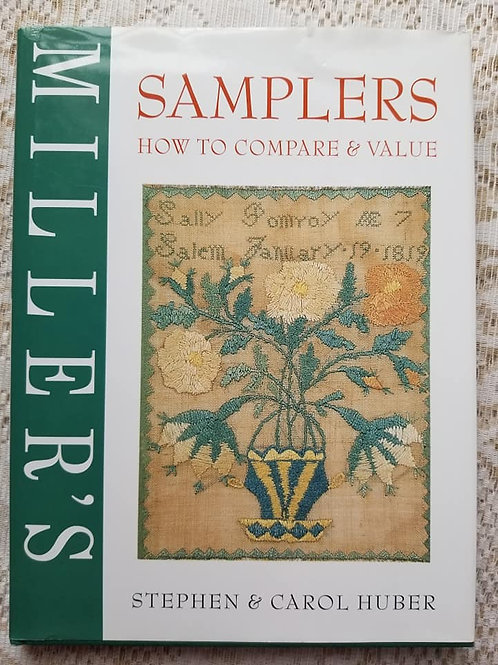 Samplers: How to Compare & Value - Charity Item