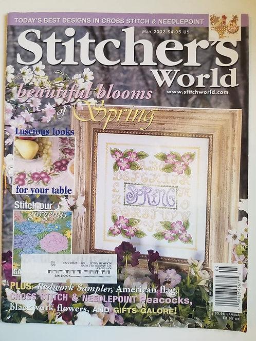 Stitcher's World - May 2002