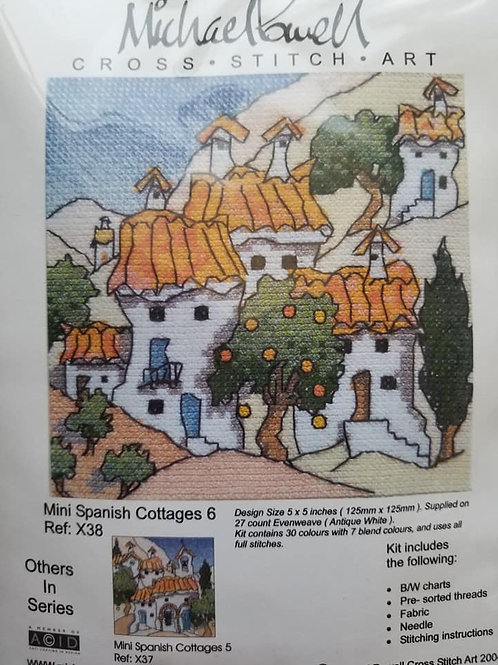 Mini Spanish Cottages 6 - Michael Powell